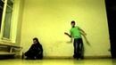 Hang drum dance freestyle