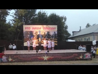 День освобождения села, от захватчиков