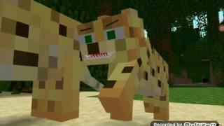 Жизнь Оцелота 1 и 2 часть анимация Minecraft