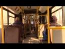 Салон автобуса МАЗ 105 г Тольятти маршрут №73