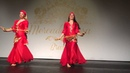 Suéllen Neves e Camila Marani Dupla Folclórica Mercado Persa 2016
