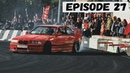 Episode 27 Закрытие сезона RacePort Первый крэш BMW Skam Riverdale