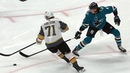 Reilly Smith buries William Karlsson's spinning feed