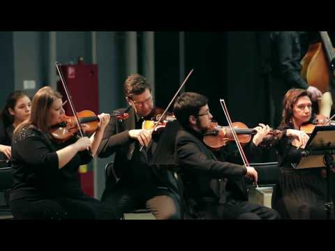 Mozart Concerto no 23 in A major k 488 - Alexander Yakovlev. Conductor - GERSTEIN PAVEL