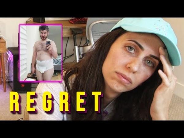 Hila's Biggest Regret (askh3)