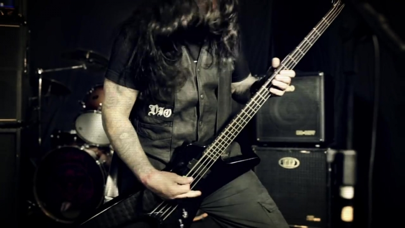 KRISIUN Blood Of Lions official video