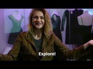 Фрэнсис приглашает на выставку «Становление личности Курта Кобейна» в музее «Style Icons» в Ньюбридже, Ирландия.