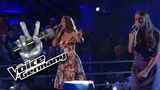 Lovefool - The Cardigans Daniela Hertje vs Mishka Mackova The Voice of Germany 2015 Battles
