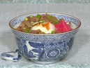 Delicious Gyudon Recipe Healthy Beef Bowl with Reduced Fat Content Cooking with Dog