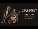 THE TOUR Shawn Mendes Montpellier 30032019 plus Alicia Cara