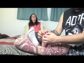 Tickling Socks Rosies Bad Day