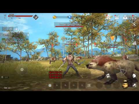 카이저 Kaiser android game first look gameplay