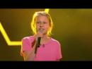 Девушка Классно поет песню Heavy - судьи танцуют на шоу Голос Дети 2018
