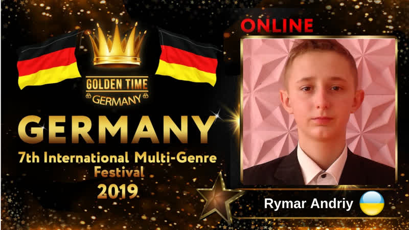 GTG-4114-0009 - Римар Андрій Rymar Andriy - Golden Time Online Germany 2019