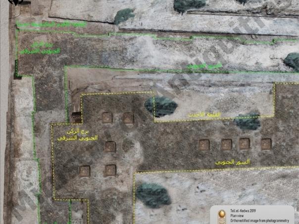 В Египте нашли крепость возрастом более 2600 лет