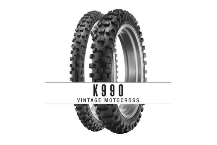 Внедорожная резина Dunlop K990 Vintage Motocross
