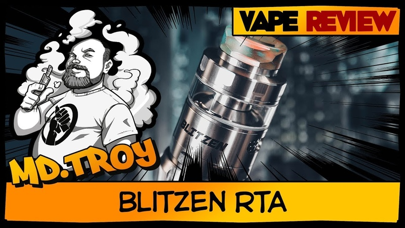 BLITZEN RTA by GeekVape from красавчик 👍👍👍