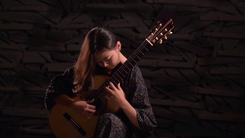 Wolfgang HSU Torres 2017 classical guitar
