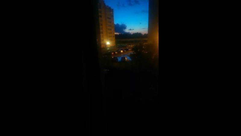 вечер в Кургане