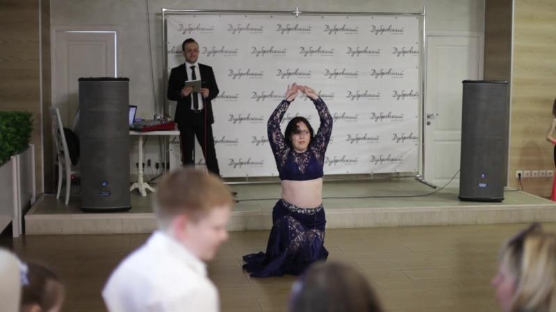 Гузель Салимова Восточные танцы в Уфе Танцы живота Habibi Style Show Уфа