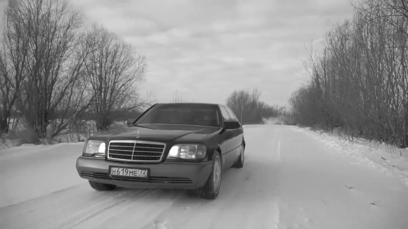 Mercedes-Benz S klass W140