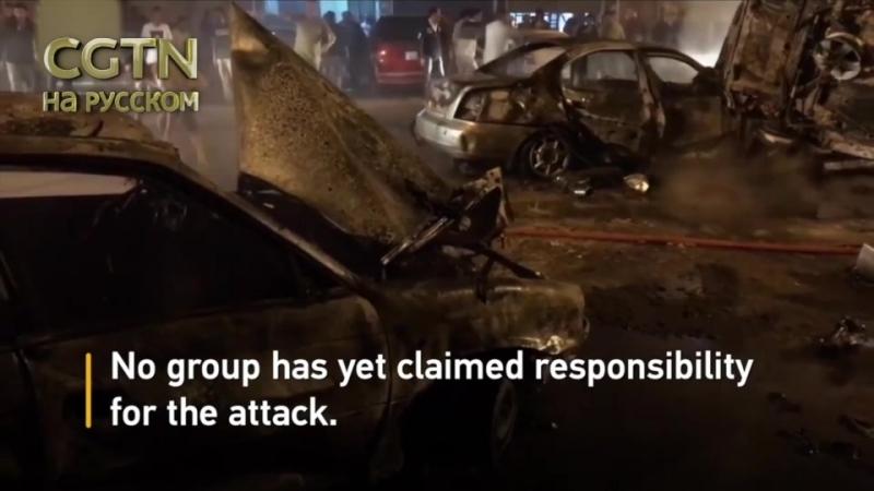 По меньшей мере 7 человек погибли, 20 получили ранения в результате взрыва заминированного автомобиля в восточном Ливийском горо