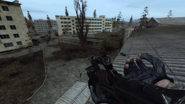 Шикарный оружейный пак из S.T.A.L.K.E.R Dead Air