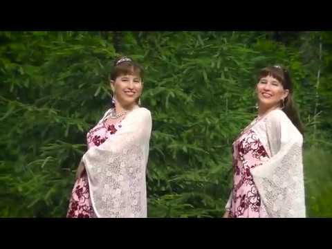 Хорошие девчата Муз А Пахмутовой Исполняет вокальный дуэт Голоса планеты Ольга и Анна Рузановы