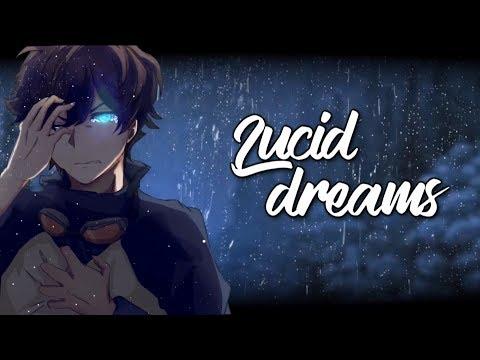 Nightcore - Lucid Dreams (Rock Version)