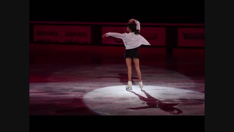 Evgenia Medvedeva Beautiful Mess Bolzano Passion Gala 2019