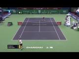 Federer - Medvedev MIRACLE _ Shanghai 2018