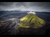 The magnificent landscape of Iceland