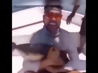 Рыба пулемет!!!
