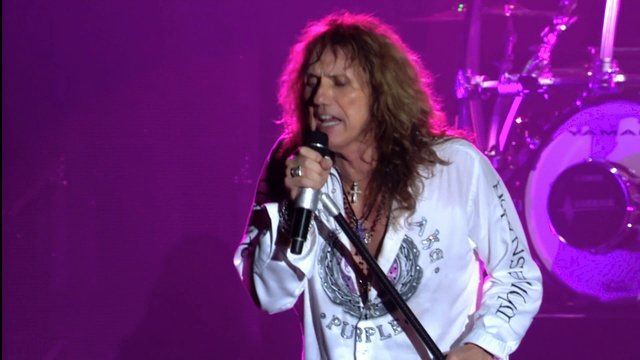 Whitesnake Ain t No Love In The Heart Of The City The Purple Tour Live 2018 HD