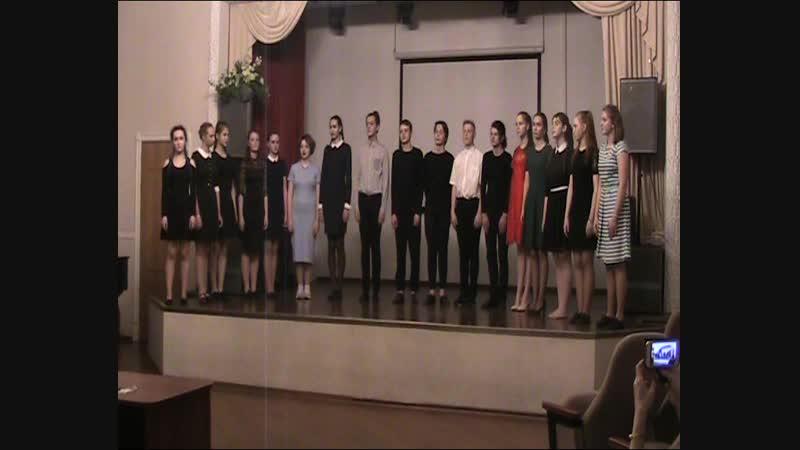 Зачет по вокалу, 1 курс, группа 9АИ-11к. П.И.Чайковский Легенда