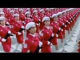 марш прощание Славянки по китайски