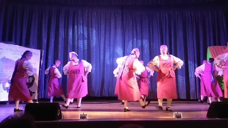 Карелия, г.Суоярви, IV Республиканский фестиваль танца Волшебный башмачок