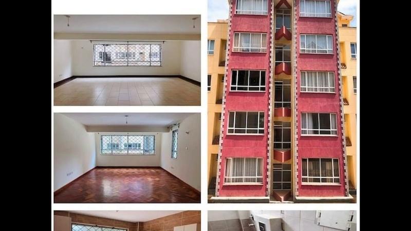 3 Bedrooms in Parklands 110k/Month
