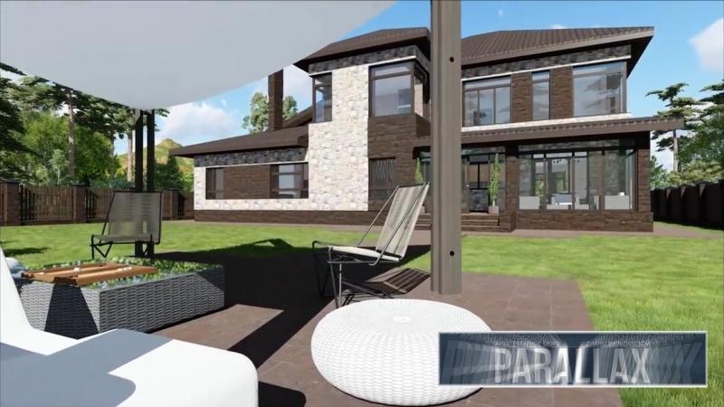 3х мерная визуализация строения по проекту Мавис