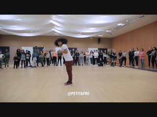 Petit afro presents - afrodance - one man workshop part 1 -  eljakim video (moscatalogue.net)
