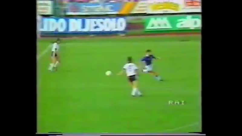 1984 Womens Soccer ⚽ Italy vs. Germany