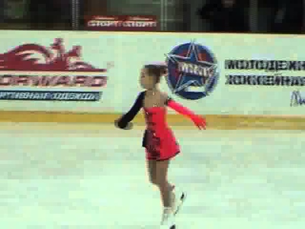 Yulia KARPINSKAYA, RUS, Cubs A Girls