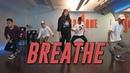 Ne-Yo BREATHE Choreography by Daniel Fekete
