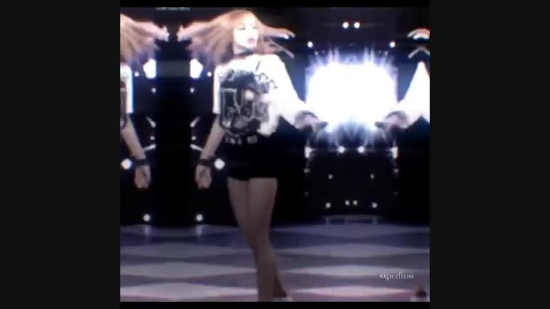 Nation's main dancer