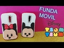 TSUM TSUM FUNDA MOVIL-CELULAR MINNIE MICKEY (colaboracion