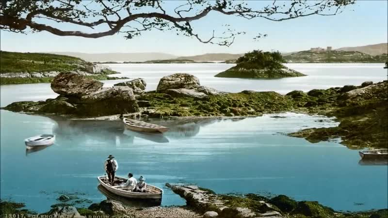 VINTAGE PHOTOS IRLANDE 1900