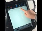 Видеобзор магнитолы для Киа Оптима 2011г-2014г. на Androide6.0 c переходной рамкой