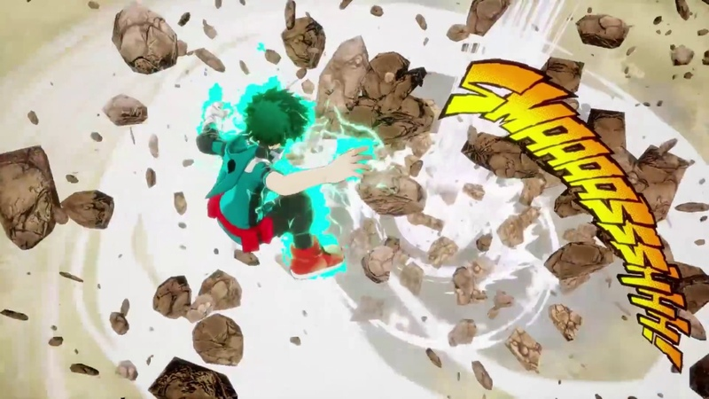 My Hero Academia One's Justice All Characters Gameplay and Ultimate Attacks