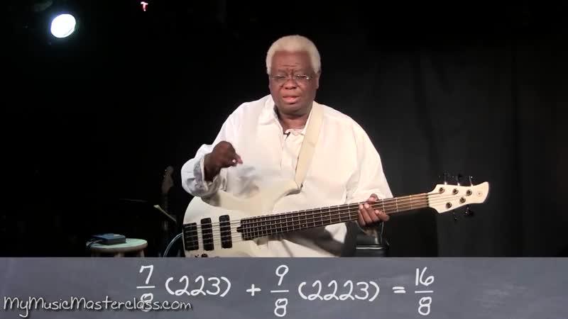 Abraham Laboriel Bass Masterclass 1