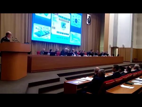 Сергей Фургал возмущен от МВД и их камер наблюдения